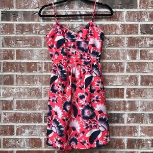 J. Crew Floral Sundress